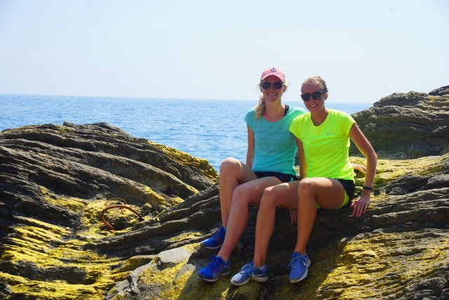 Hiking Cinque Terre - Vernazza