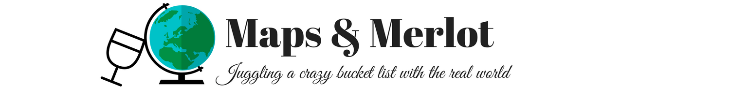 Maps and Merlot logo