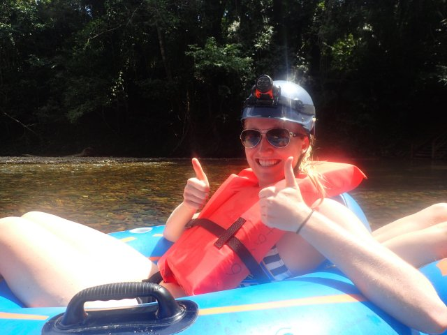 Things to do in San Ignacio, Belize - Cave Tubing