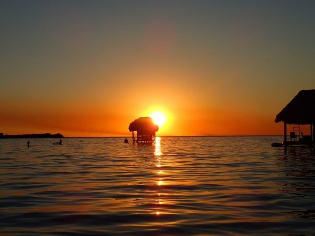 Sunset - things to do in Caye Caulker