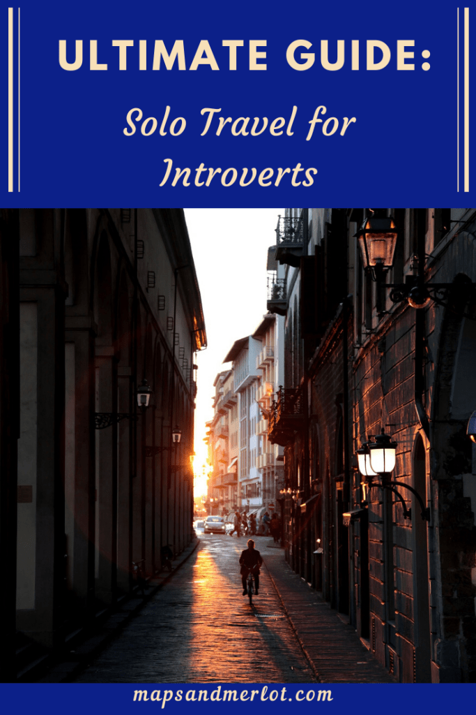 Shy Girl's Guide to Solo Travel; solo travel for introverts