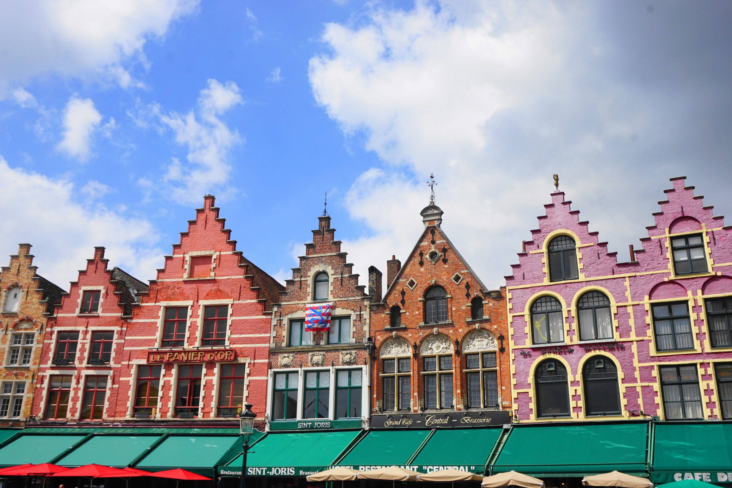 Explore 8 unique things to do in Bruges, Belgium! From hot air ballooning to biking to beer tasting, make sure you add these activities to your bucket list!
