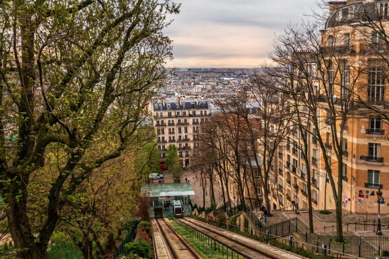 Paris bucket list - Montmartre