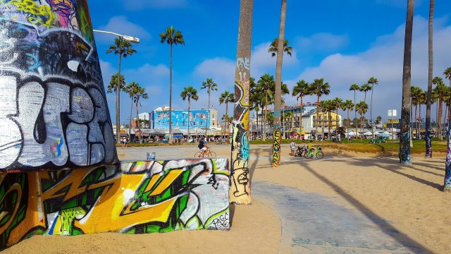 top Venice Beach, California attractions; things to do in Venice Beach, California; weekend in Venice Beach, California; what to do in Venice Beach