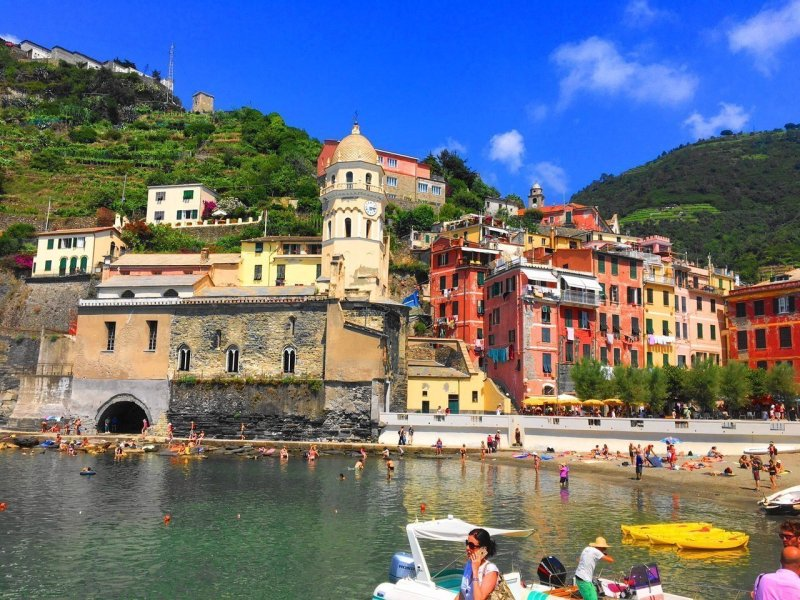 Italian bucket list - Vernazza