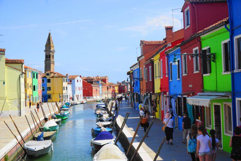 Italian bucket list - Burano, Italy