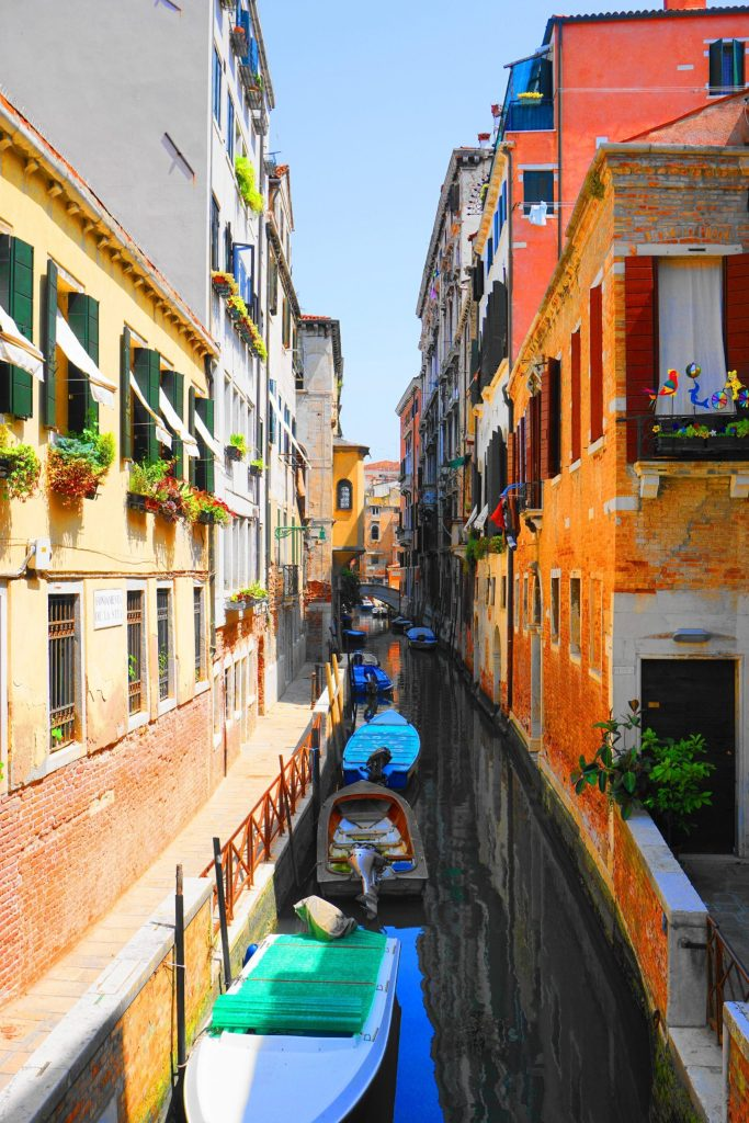 Italian bucket list - explore Venice