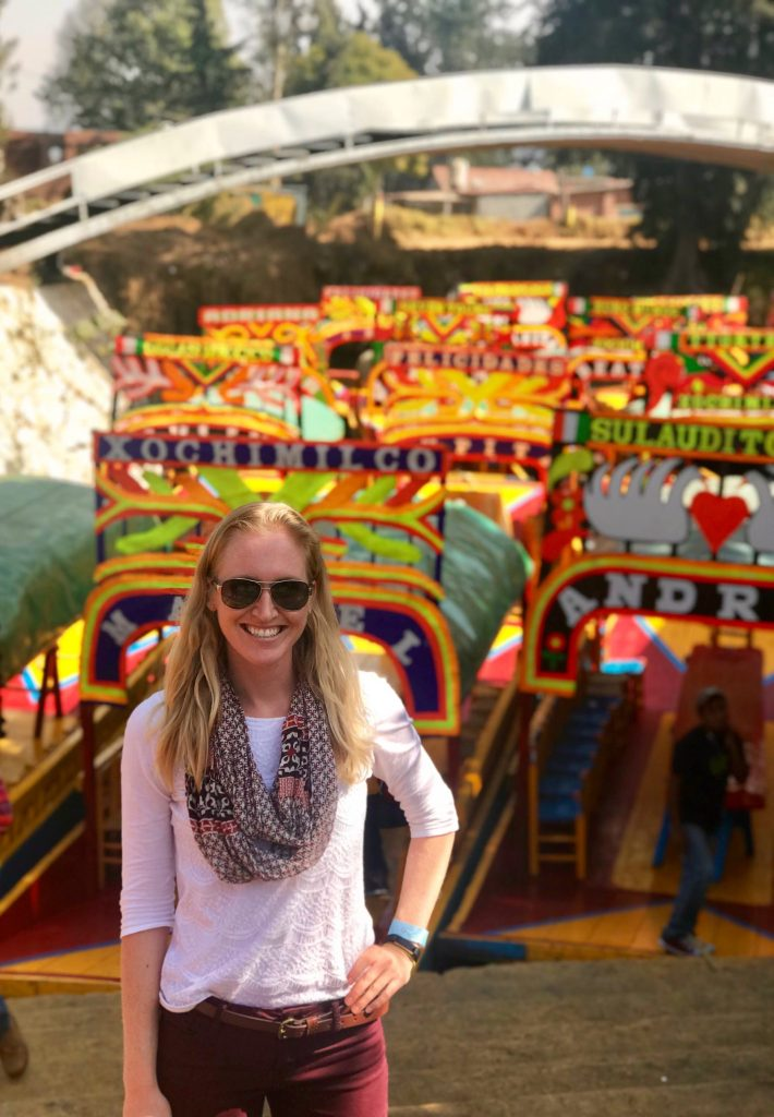 3 day itinerary Mexico City - Xochimilco