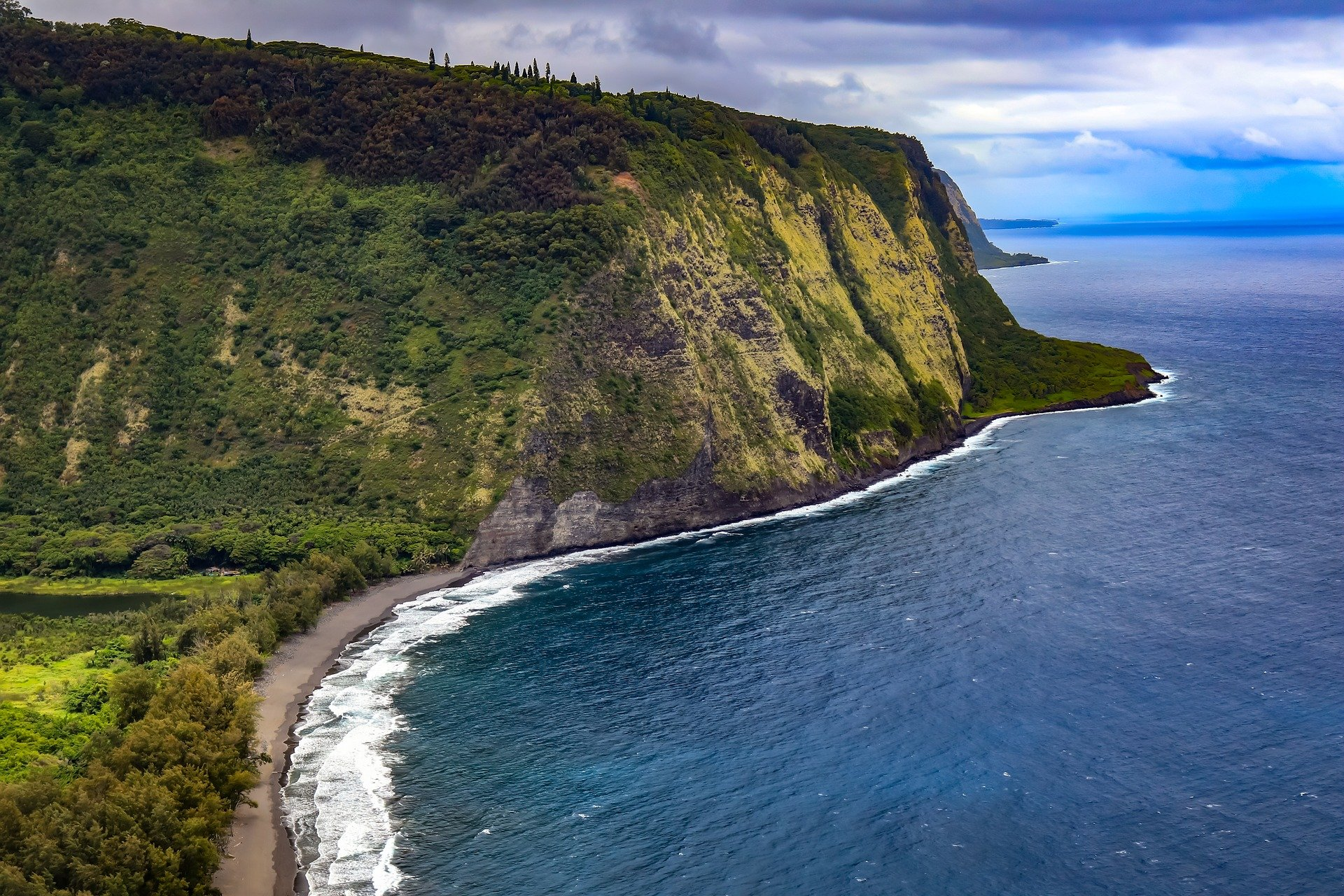 big island hawaii: best places to visit in 7 days ~ maps & merlot