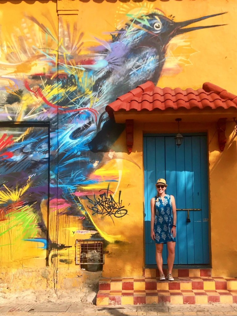 3 days in Cartagena, Colombia | Getsemani