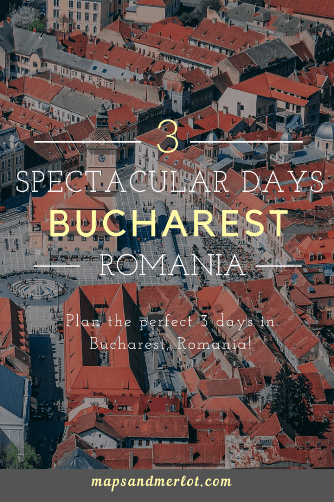 Discover the best 3 day Bucharest itinerary - 3 days in Bucharest, Romania #dracula #bucharest #romania #transylvania