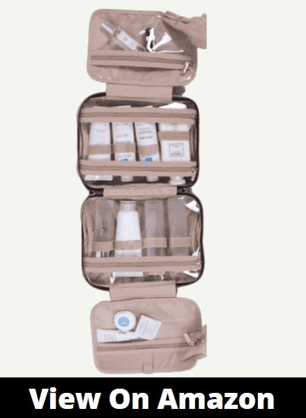 BAGSMART Toiletry travel Bag space