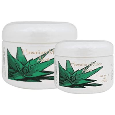 hawaiian moon aloe cream for travel