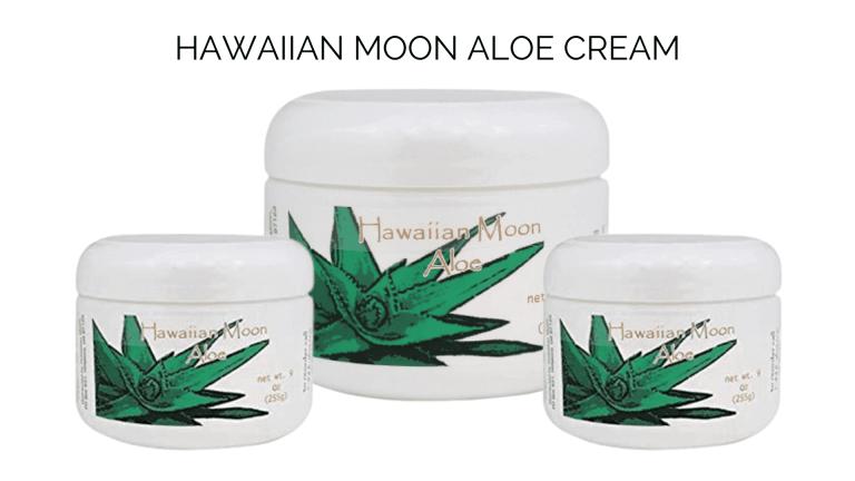 hawaiian moon aloe cream