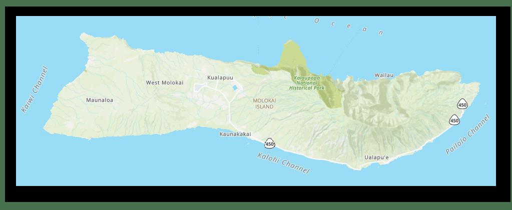 molokai island hawaii