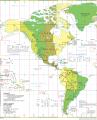 America Time Zones Mapsof Net