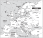 Map Of Europe With Capitals Mapsof Net