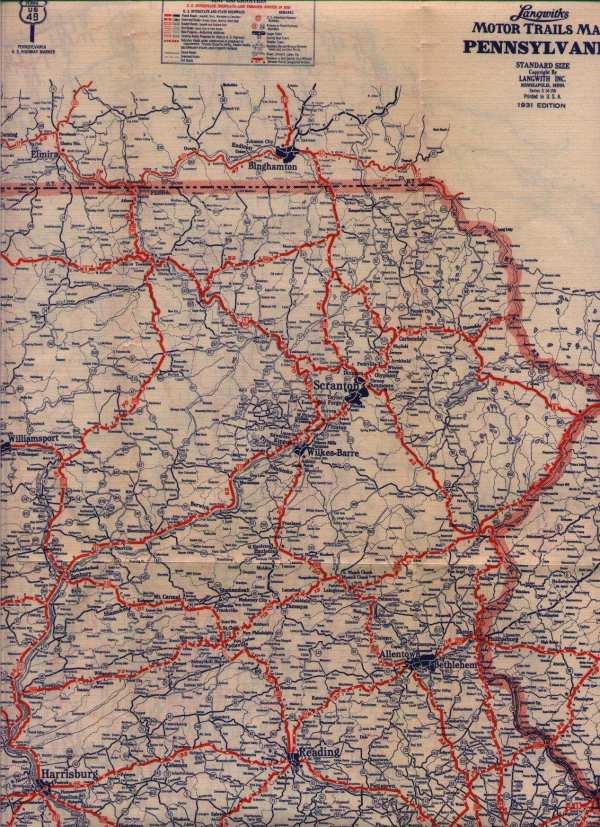 Pennsylvania Route 14 Wikipedia
