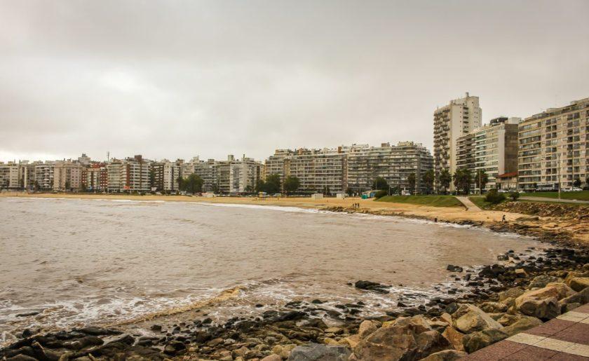 montevideo coast uruguay