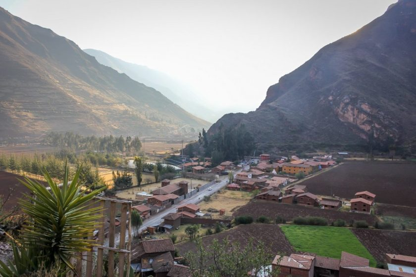 sacred valley pisac peru
