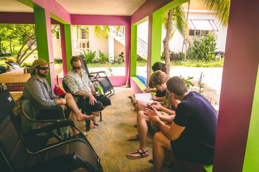 meeting jamaica treasure beach