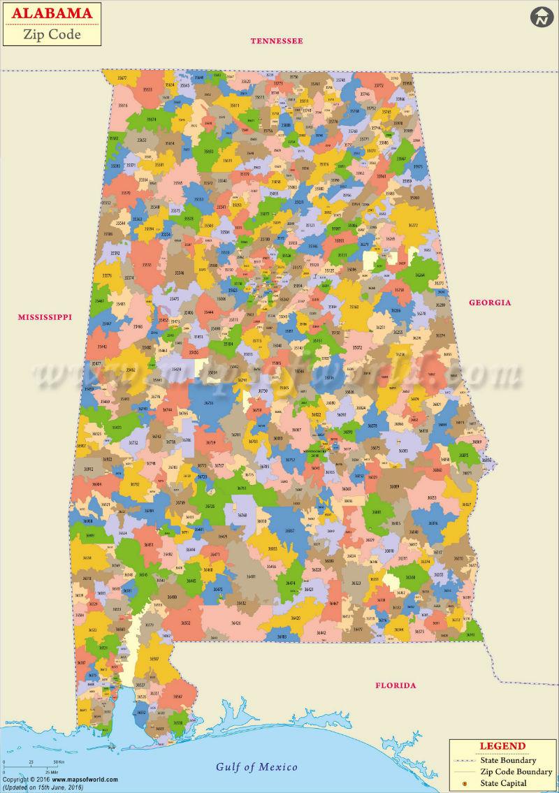 Birmingham Al Zip Code Map : birmingham, Alabama, Postal