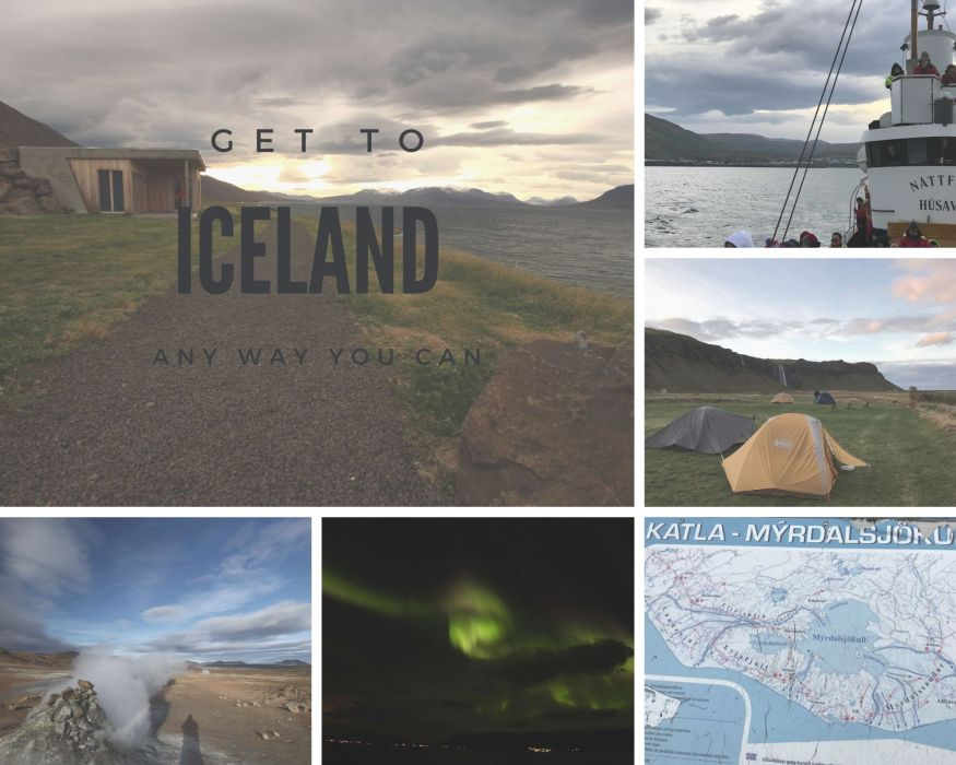 Iceland collage from the about us page