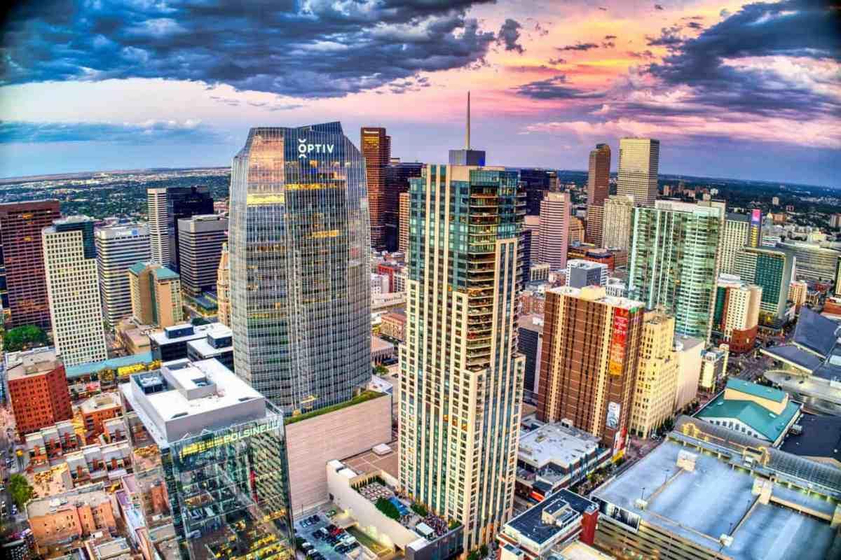 Denver-Colorado-Skyline-Road-Trips-From-Kansas-City