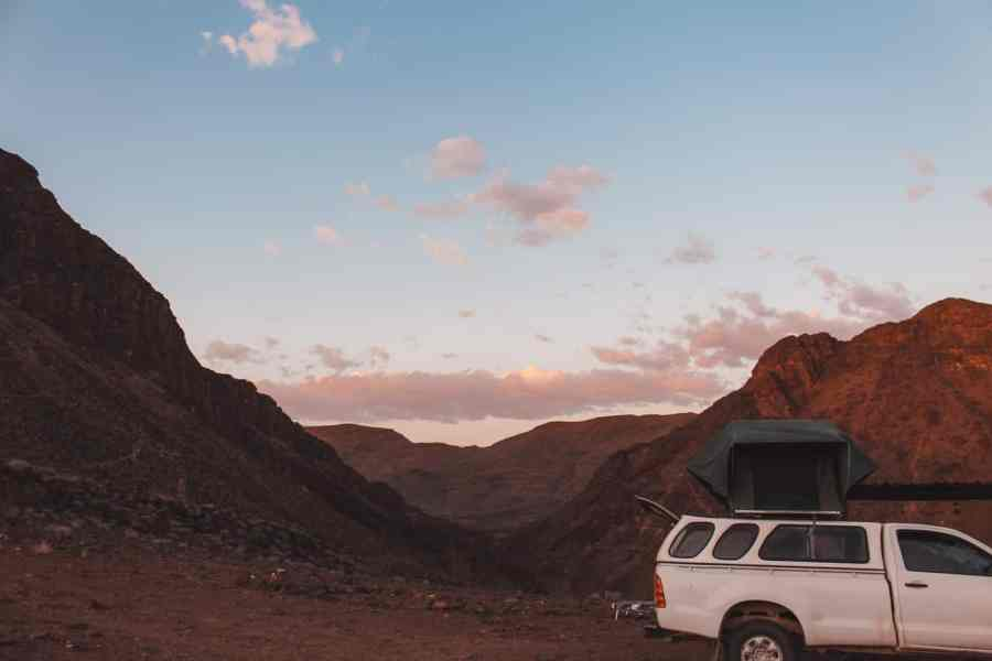 Mount-Brukkaros-Vulcano-Namibia-Marrtja-and-Sebastian-The-Orange-Backpack