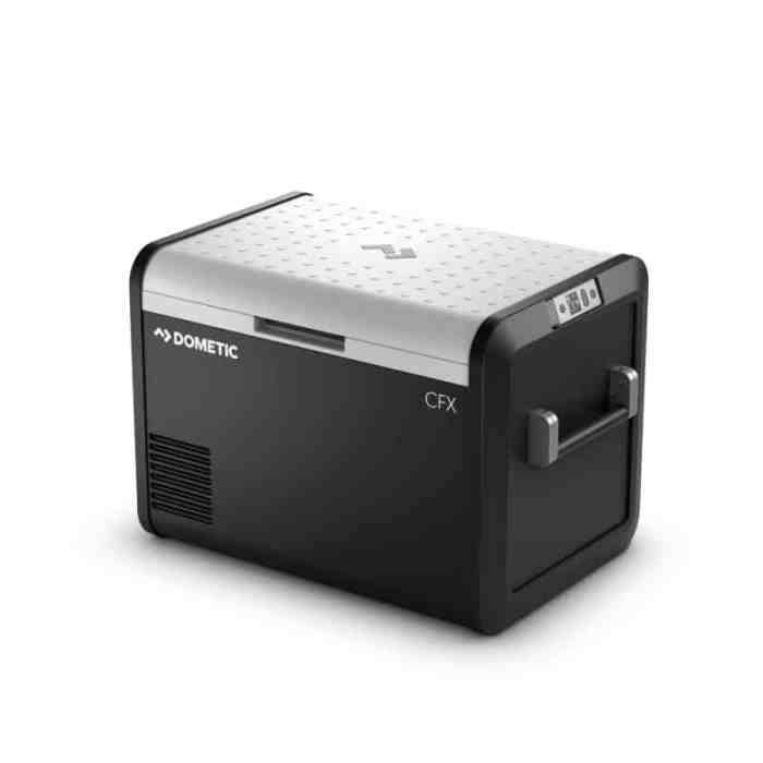 Dometic cfx3-55lM the best camping fridge and the best overland fridge