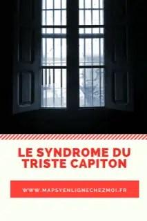 Le syndrome du tris...