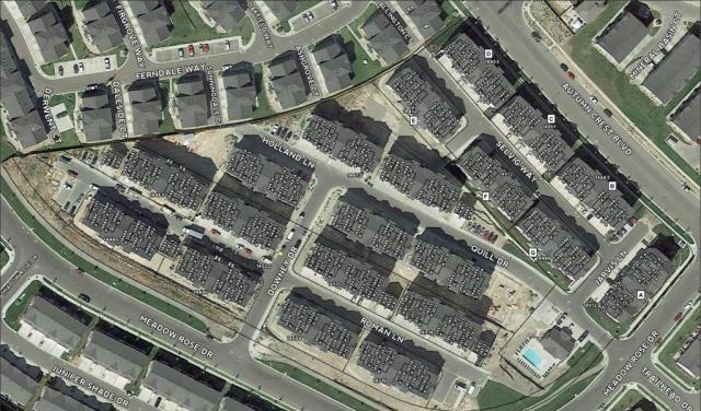 Aerial Based HOA Maps