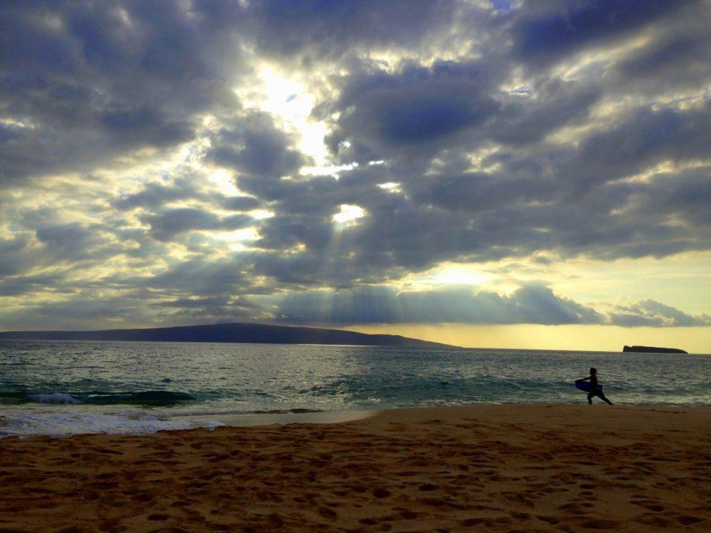 The Big Beach in Maui, Hawaii