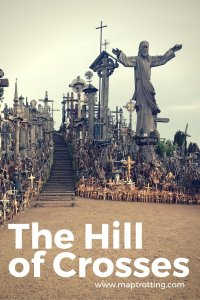 The Hill of Crosses, Lithunia