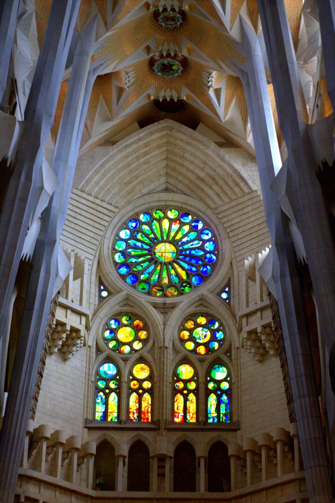Barcelona_stained glass