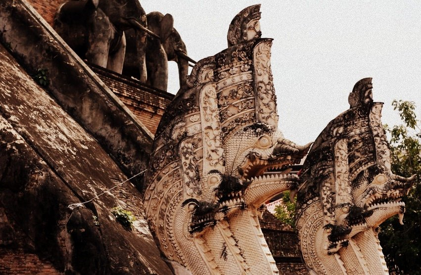 Wat Chedi Luang - ancient temple