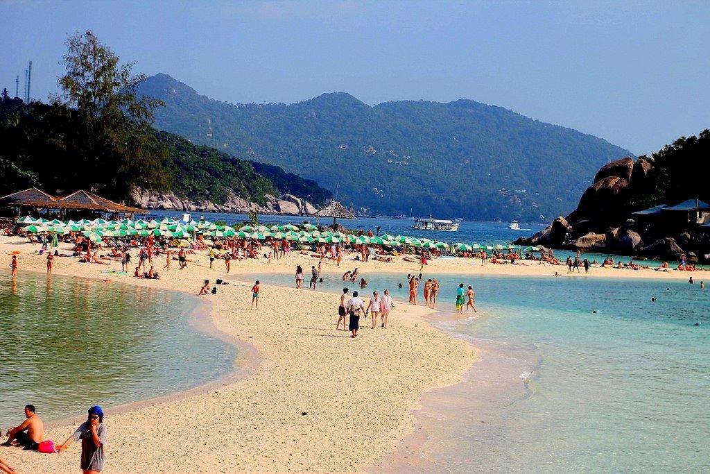 Ko Nang Yuan, Thailand