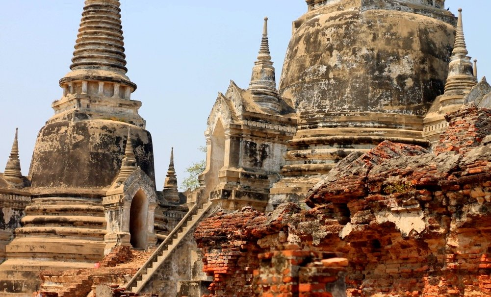 Wat Phra Si Sanphet (Temple of the Holy, Splendid Omniscient)