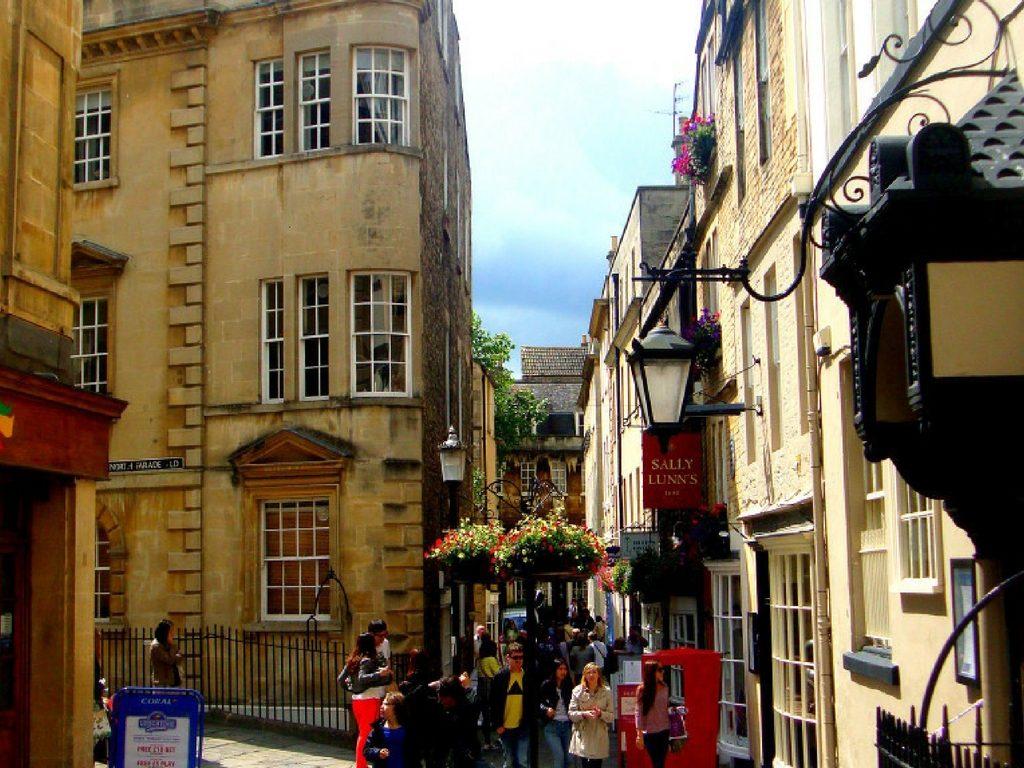 bath-streets