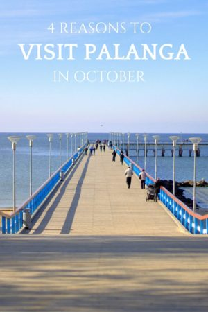 4 Reasons to Visit Palanga in October, Lithuania