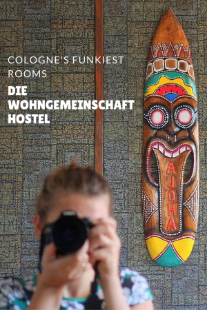 Cologne's Funkiest Rooms, Die Wohngemeinschaft Hostel Review