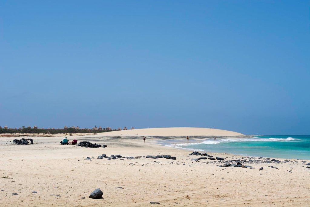 Beach, Cape Verde