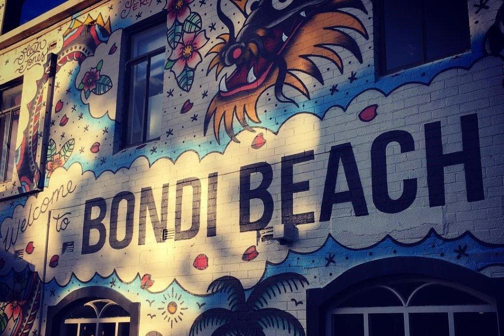 BondiBeach, sydney