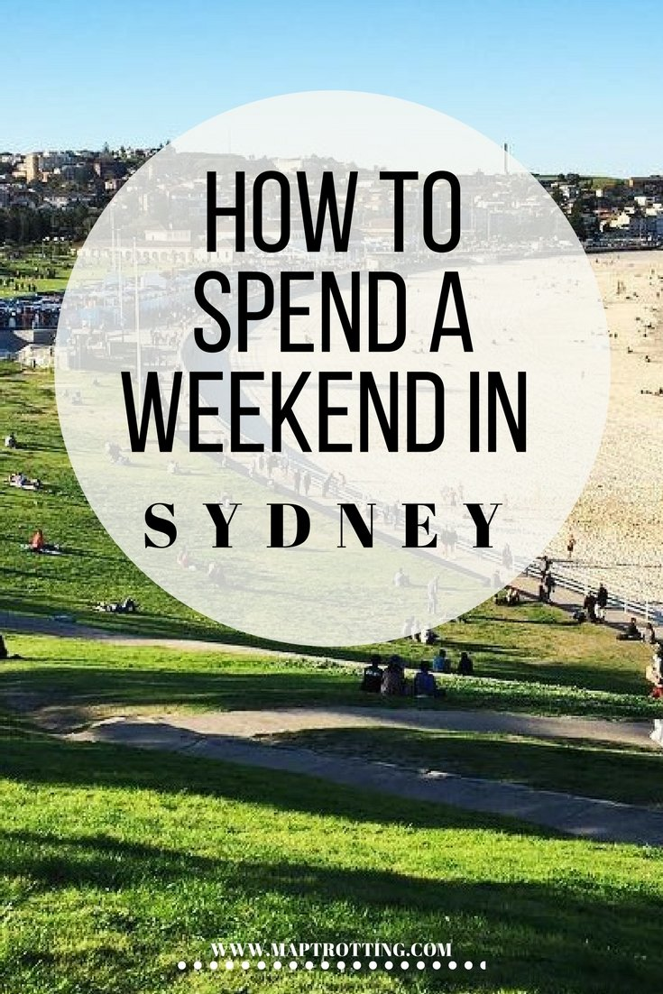 How to Spend a Weekend in Sydney (1)