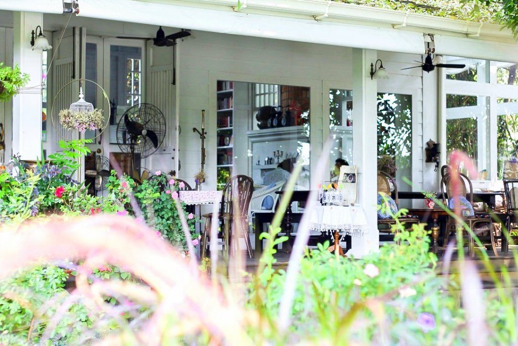 Chivit Thamma Da Coffee House, chiang rai