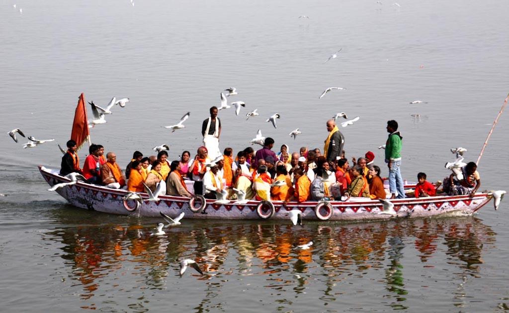 Unusual Christmas Destinations - Varanasi, India