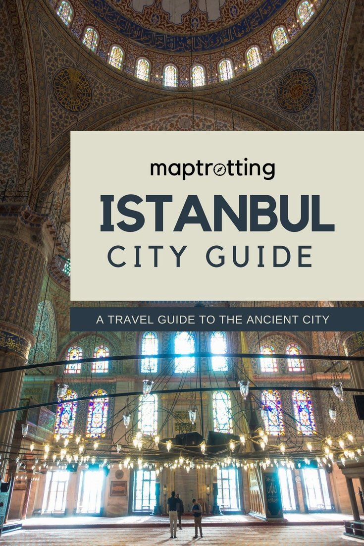 Istanbul City Guide, Turkey