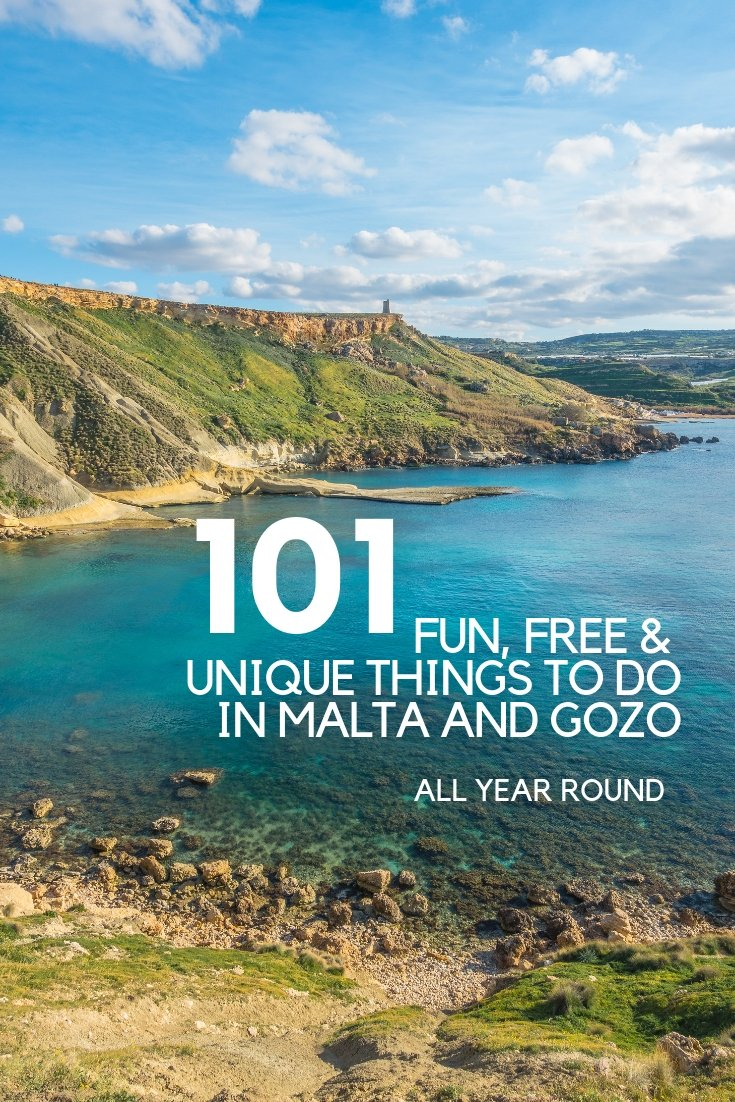 Things to do in Malta and Gozo