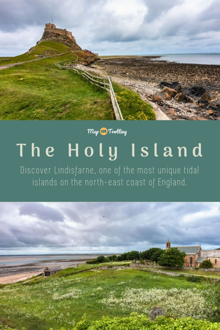 Discover Lindisfarne, one of the most unique tidal islands on the north-east coast of England
