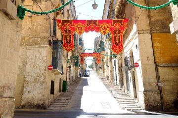 Self-Guided Valletta Walking Tour - Malta